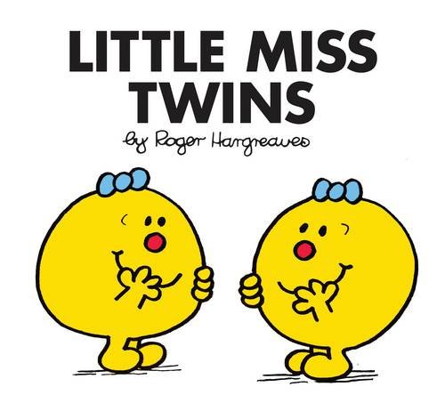 Little Miss Twins (Little Miss Classic Library)