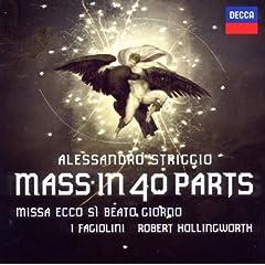 Striggio: Mass in 40 Parts: Robert Hollingworth, Alessandro Striggio
