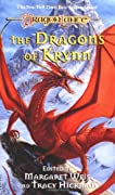The Dragons of Krynn (Dragonlance: Dragons, Book 1) by Margaret Weis cover image