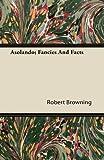 Asolando; Fancies And Facts