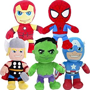 12 Inch Marvel Avengers Incredible Hulk Plush Soft Toy 30cm, 100% Genuine and Licensed