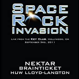 Nektar: Space Rock Invasion with Brainticket and Huw Lloyd-Langton