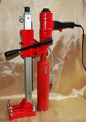 """BLUEROCK ® Tools 4"""" Concrete Core Drill Model 4"""" Z-1WS Coring Drill"""