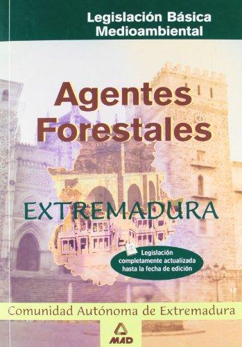 Agentes-forestales-de-extremadura-Legislacion-basica