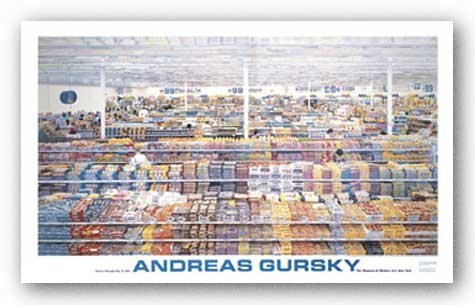 99 Cent by Andreas Gursky 28.25