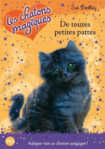 les chatons magiques de toutes petites pattes