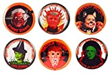 Valxart Presidential Monsters President 2016 Halloween Pin-back Buttons ,2.25