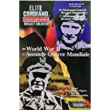 Blue Box Elite Command Collectors Series Diecast Wwii Generals With British And American Infantry Figures
