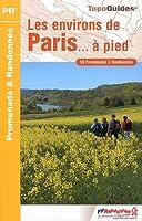 Les environs Paris à pied