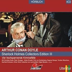 Sherlock Holmes Collectors Edition III Hörspiel
