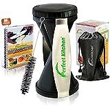 Spiralizer Envy Spiral Slicer Complete Bundle, Vegetable Cutter, Zucchini Spaghetti Pasta Maker