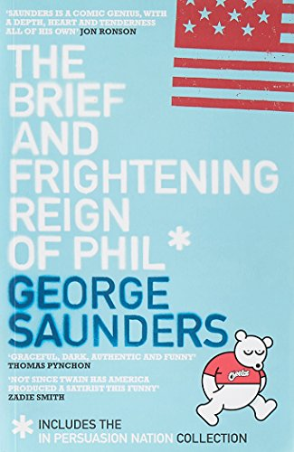 george saunders essay braindead megaphone The geophysical engineer turned writer george saunders is the author of the essay collection the braindead megaphone among other books an award-winning fiction.