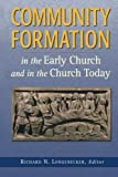 img - for Community Formation in the Early Church and in the Church Today book / textbook / text book