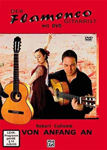 Der Flamenco Gitarrist Buch/DVD - Von Anfang an!