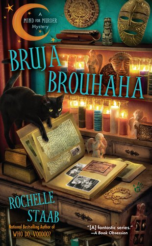Bruja Brouhaha (A Mind for Murder Mystery)