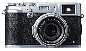 Fujifilm X100s 16 Mp Digital Camera With 2.8-inch Lcd Silver