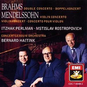 Concerto pour violon / Double concerto