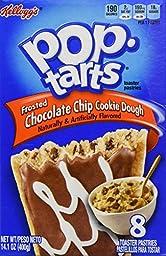 Kellogg\'s Pop Tarts Chocolate Chip Cookie Dough - 14.1 oz