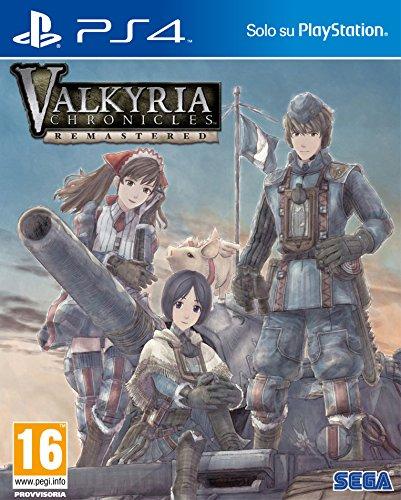 Valkyria Chronicles Remastered   PlayStation 4 PDF