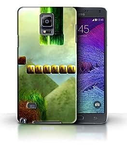 PrintFunny Designer Printed Case For Samsung Galaxy Note4