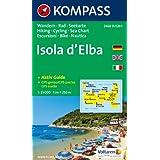 Isola d' Elba 1 : 25 000: Wander-, Rad- und Seekarte mit Aktiv Guide. GPS-genau. 1:25000