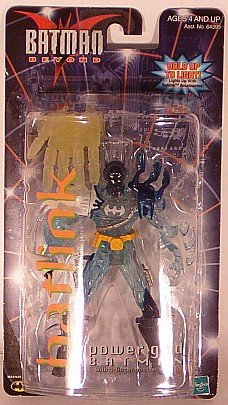 Batman Beyond Power Grid Batman Batlink Action Figure