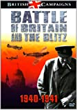 British Campagnes Battle Of Britain And The Blitz [DVD]