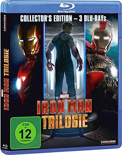 Iron Man - Trilogie [Edizione: Germania]