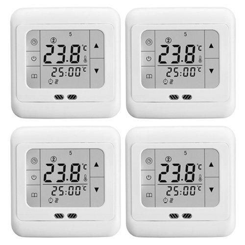 heimeier thermostat fu bodenheizung klimaanlage und heizung. Black Bedroom Furniture Sets. Home Design Ideas
