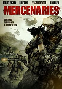 NEW Mercenaries (DVD)