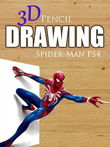 Clip: 3D Pencil Drawing: Spider-Man PS4 on Amazon Prime Video UK