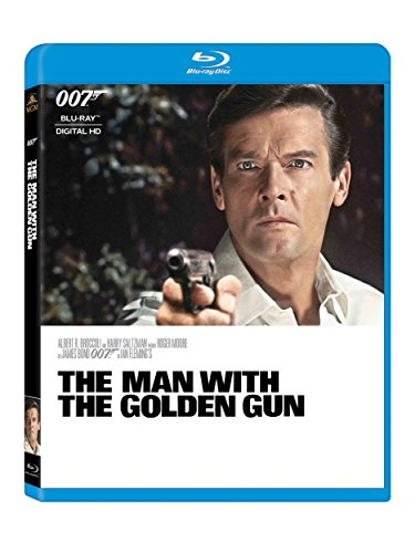 Blu-ray : The Man With the Golden Gun (Widescreen)