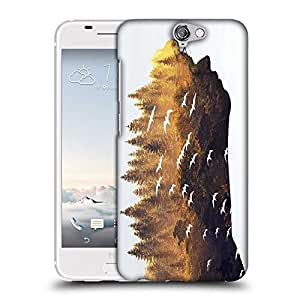 Snoogg forest in a silhouette 2631 Designer Protective Back Case Cover For Asus Zenfone 6