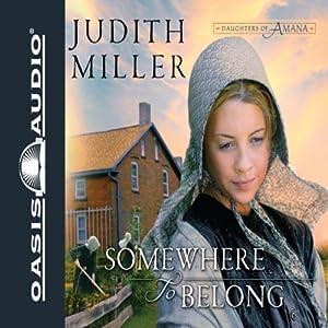 Somewhere to Belong Audiobook
