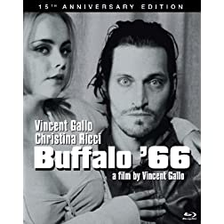 Buffalo 66: 15th Anniversary [Blu-ray]