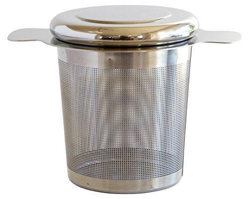Review Of Simple Modern Tea Infuser 304 Stainless Steel Extra-Fine Best Brew-in-Mug - Standard Size ...
