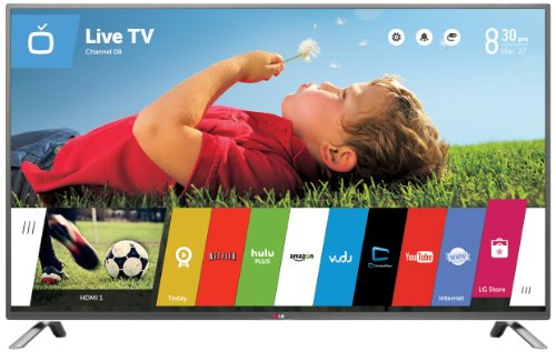 Lg Electronics 60Lb7100 60-Inch 1080P 240Hz 3D Smart Led Tv