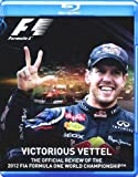 Formula One Season Review 2012 Blu Ray [Blu-ray]
