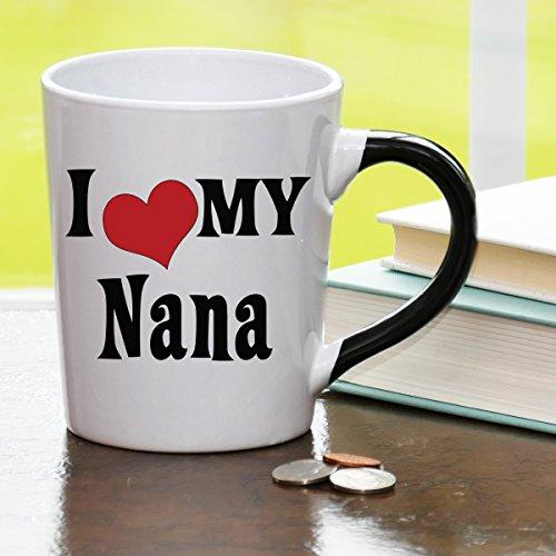 Tumbleweed I Love My Nana 20 Ounce Ceramic Coffee Mug