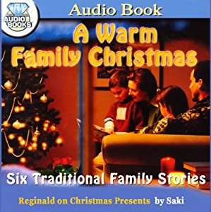Reginald on Christmas Presents Audiobook