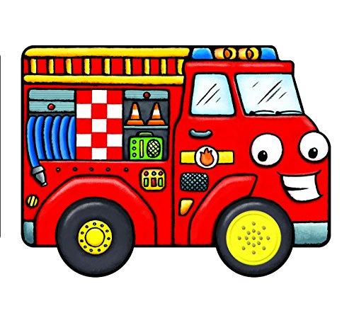 Fire Engine (Vehicle Shaped)