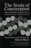 img - for Study of Counterpoint: From Johann Joseph Fux's Gradus Ad Parnassum book / textbook / text book