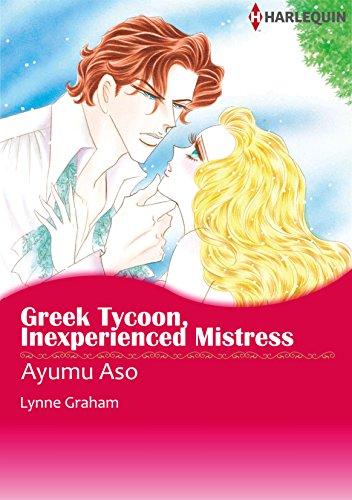 Lynne Graham - Greek Tycoon, Inexperienced Mistress (Harlequin comics)