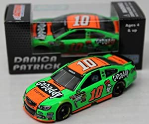 Buy 2014 Action Danica Patrick 1:64 #10 GoDaddy.com Chevy SS Diecast by Action Racing