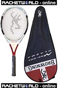 Buy Browning Nano-gel Plasma Tennis Racket RRP £320. My GN by V_Wellcome