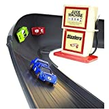 "Hot Wheels Sizzlers Giant ""O"" Race Play Set ""Fat Track"""