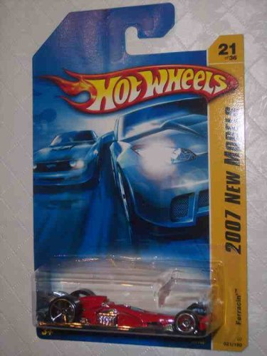 Hot Wheels 2007 Ferracin 021/180 #21 of 36 1:64 Scale - 1
