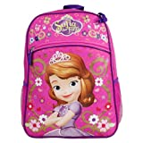 Disney Sofia the First Princess Large Backpack School Bag - 16 Inch