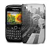 Marilyn Monroe in New York City Phone Hard Shell Case for BlackBerry Q10 Z10 Bold Curve Torch & more - BlackBerry Curve 8520/9300