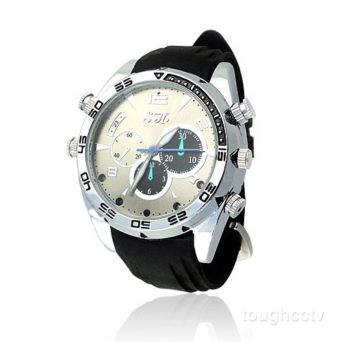8GB HD Waterproof Realtime Video Recording Watch Camera Camcorder Mini DVR Reviews